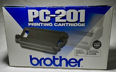 Genuine PC201 PC-201 Brother Printing CartridgeFAX-1010/120/1030 MFC-1770/1970MC