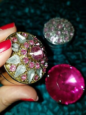 RARE Jeweled Victoria's Secret Trinket boxes Last Chance Listing