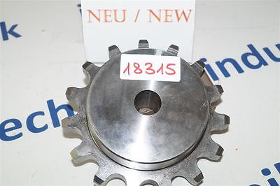 Sprocket with Toothed Gear Teeth 1 Z 15 teilkreisdurchmesser 121,28mm
