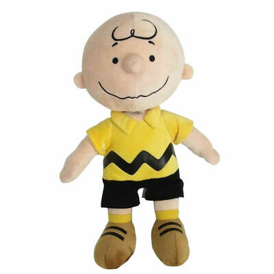New Peanuts Charlie Brown Kohls Cares Plush Doll Toy 9 Inch