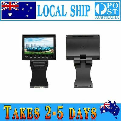 "AU! 4.3"" TFT LCD Monitor CCTV Security Surveillance Camera Foldable Tester Video"