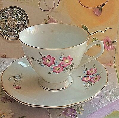 Chinese Cup And Saucer Beautiful Collectable