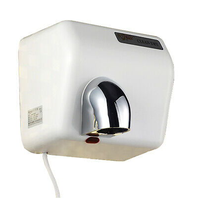 2300W Super Powerful 360° Rotational Wall Mounted Automatic Hand Dryer Washroom