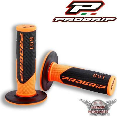 Progrip 801 Fluo Orange Offroad Enduro Motocross Mx Sx Griffe Neonorange
