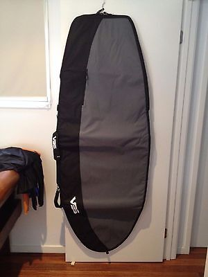 6'10  Cover Surf Eclipse Accessories Surfboard cover / Bag / Travel cover