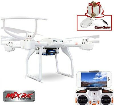 MJX X101 2.4Ghz 3D Roll FPV Wifi Drone RC Quadcopter With C4010 Aerial Camera