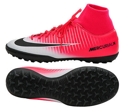 Nike MercurialX Victory VI DF TURF 903614 601 Soccer Cleats Football Shoes Boots