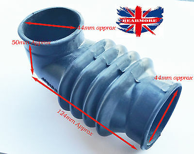 Brand New Royal enfield Carburettor to Air Filter Hose Pipe L band hose pipe @UK