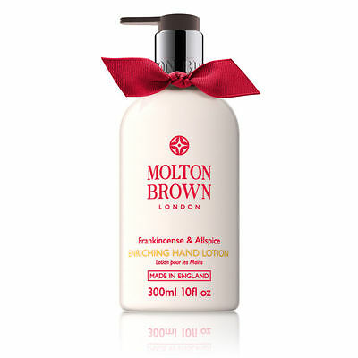 Molton Brown Frankincense and Allspice Enriching Hand Lotion 300ml.