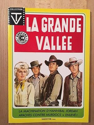 LA GRANDE VALLEE - Sagédition - 1977 - NEUF