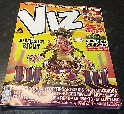 Viz Comic Magazine Issue 263 March 2017