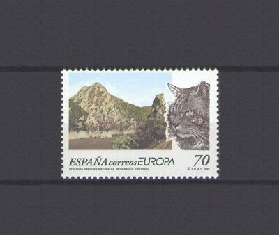 Spain, Europa Cept 1999, National Parks Theme, Mnh