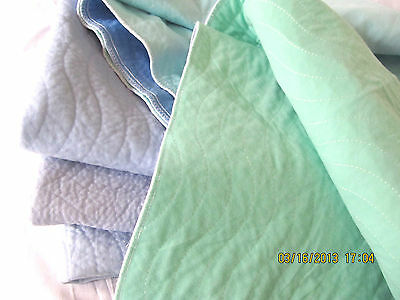10 Reclaimed, hospital washable Bed,Pee Wee Pads,cats,,dogs mats 30x33 Grade A