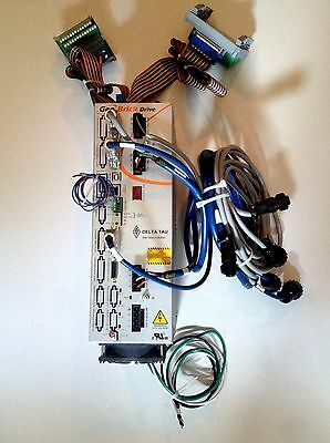 Delta Tau Geo Brick Drive 4-Axis Controller - Amplifier w/ cables