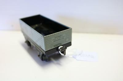HORNBY O GAUGE  13t NO 30  HIGH SIDED  WAGON IN A  BOX  EXCELLENT   [  KS102]