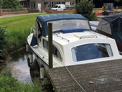 Cabin Cruiser For Sale Or Swap