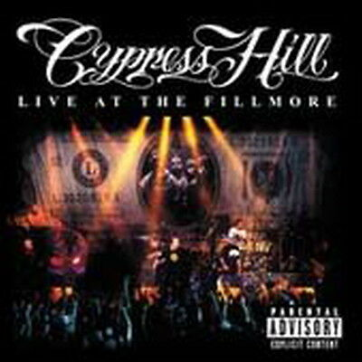 Cypress Hill - Live AT The Fillmore (CD, SONY MUSIC 2000 - Korea) New