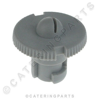 Comenda Push And Turn Twist Fit Jet Nozzles For Rinse Arm Dishwasher Glasswasher