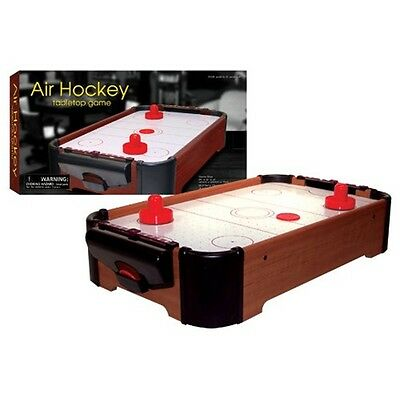"""16"""" Table Air Hockey Arcade Game - Funtime 16inch Top Family Mini"""