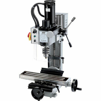 Draper MILL-170 Variable Speed Bench Mini Milling & Drilling Machine 240v