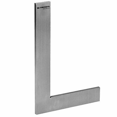 Facom Stainless Steel Precision Square 200mm