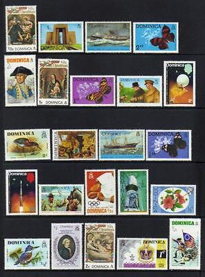 (92) Dominica Mostly U/m Selection