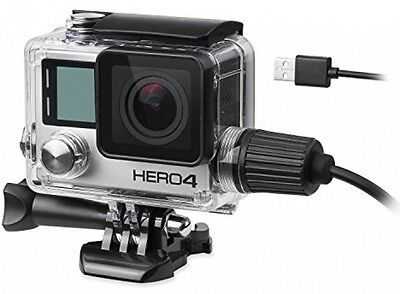 Beeway Upgrade Housing Case For Gopro Hero 4 ( HERO4 Black Silver ) Action Wire