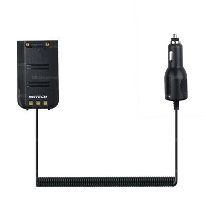 NKTECH Car Charger Battery Eliminator For TYT MD-380 MD380GPS DMR Two Way Radio