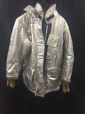 GLOBE GXTREME Firefighter Proximity Jacket Turnout Gear 44/35L Good Condition