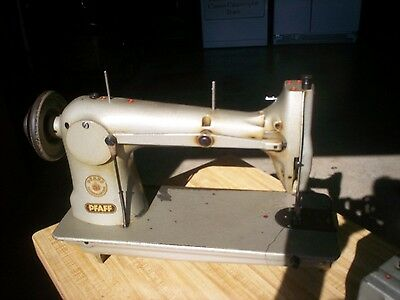 Vintage Pfaff Industrial Sewing Machine Model System 134