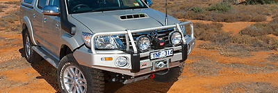 ARB HILUX 09/2011 TO 06/2015 Winch Bull Bar Part No 3414490