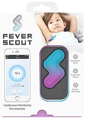 Fever Scout Remote Monitoring Thermometer