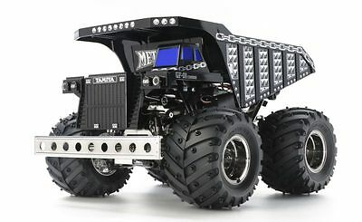 Tamiya 47329 1/24 Scale EP RC GF01 Chassis Metal Heavy Dump Truck Kit w/ESC