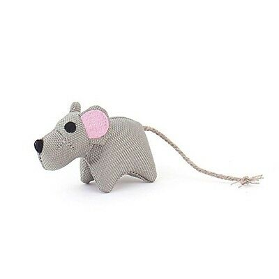Beco Things Millie The Mouse Plush Toys For Cats - Catnip