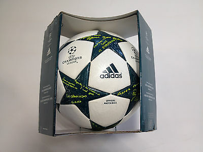 adidas AP0374 UEFA CL Finale 16 OMB with gift box