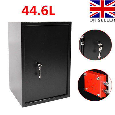 Panana High Security Large Safes Key Lock Home Office Cash Money Safe Safety Box