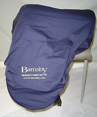 Barnsby embroidered saddle cover NEW  MEDIUM