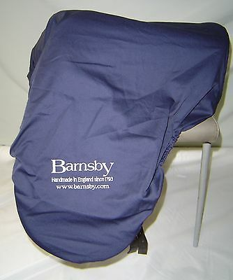 Barnsby embroidered saddle cover NEW