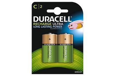 Duracell 656.982UK NiMH 3000mAh Ultra Long Lasting Power Rechargable Battery