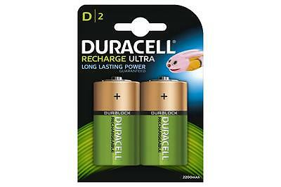 Duracell 656.983UK NiMH 3000mAh Ultra Long Lasting Power Rechargable Battery