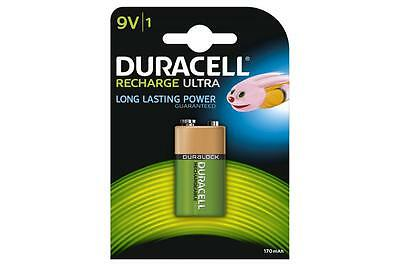 Duracell 656.984UK NiMH 170mAh Ultra Long Lasting Power Rechargable Battery