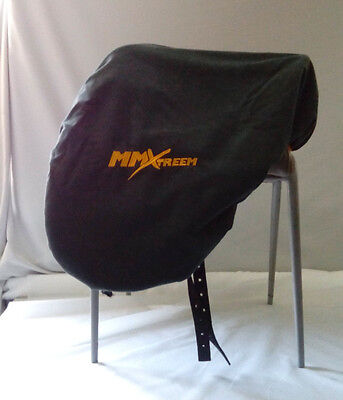 Barnsby / MMX embroidered fleece saddle cover NEW