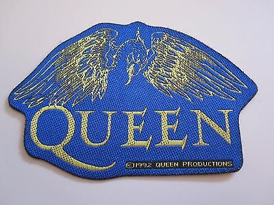 Queen  :  Official 1992 - Sew-On / Iron-On Crest Patch - Mint !