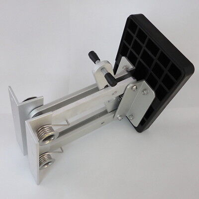 Black Motor Bracket Duty Aluminum Outboard2 Stroke Kicker 7.5hp-20hp Available