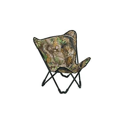 Ameristep 3RG1A007 Turkey Stopper Ground Blind Chair Realtree Xtra Green