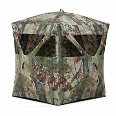Barronett RA200BW Radar Hunting Blind with Bloodtrail Backwoods Camo