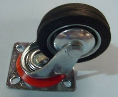 "Brand New 3"" Heavy Duty 4 Bolt Ball Bearing Swivel Casters  Wholesale , $2.95 Ea"