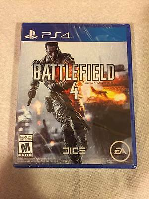 Battlefield 4 - PlayStation 4 ***BRAND NEW FACTORY SEALED***