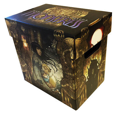 Monstress - Liu / Takeda Licensed Comic Book Storage Box Holds 100-125 Comics