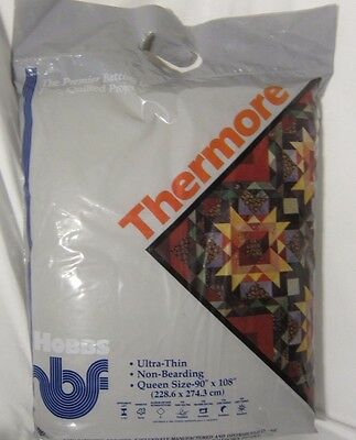 """Hobbs Batting Thermore Ultra Thin 90in x 108in 90/"""" x 108/"""""""